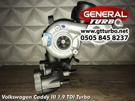 Volkswagen Caddy III 1.9 TDI Turbo
