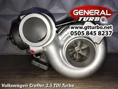 Volkswagen Crafter 2.5 TDI Turbo