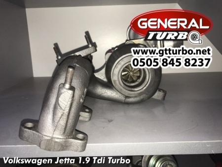 Volkswagen Jetta 1.9 Tdi Turbo