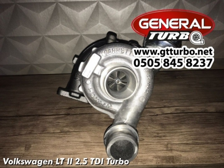Volkswagen LT II 2.5 TDI Turbo
