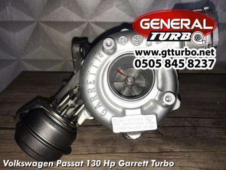 Volkswagen Passat 130 Hp Garrett Turbo