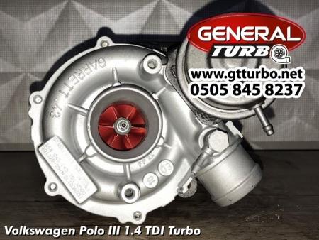 Volkswagen Polo III 1.4 TDI Turbo