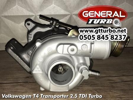 Volkswagen T4 Transporter 2.5 TDI Turbo