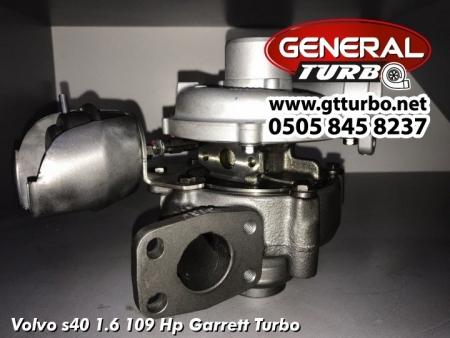 Volvo s40 1.6 109 Hp Garrett Turbo